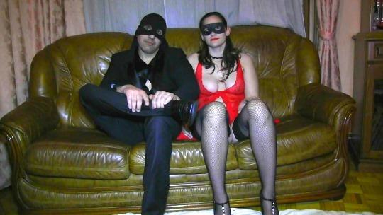 50 Sombras de Grey porno, Completamente AMATEURS