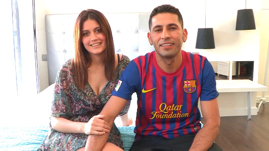 FAKINGS – Suri tetona de 22 años que se enamoró del brasileño de 37