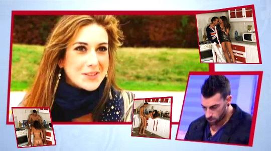 Escandalo en Tele5 Mery, pasada de copas y poniéndole los cuernos a su novio