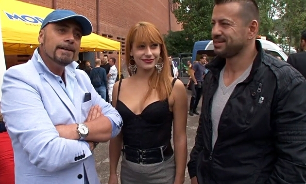 Jacquie et Michel TV – Lucia Nieto Follando En Publico En El SEB