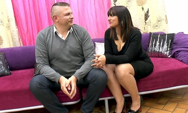 FAKINGS - Casting Porno a Madura