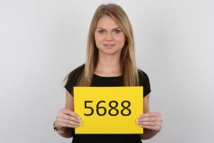 Czech Casting Dominika 5688 - Casting porno