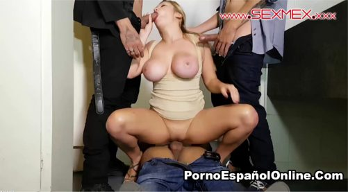 SEXMEX Eva Davai - Super Gangbang