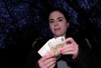 Public Agent - Amber Nevada Española folla en la calle por dinero