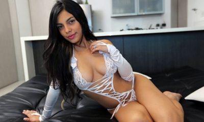 Bangbros - Colombia Fuck Fest Valeria Marin Primer vídeo porno