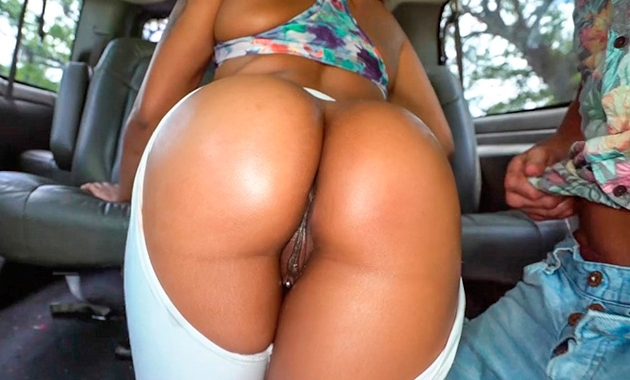 Bangbros Juicy Jazzy BangBus Pulled Muscle