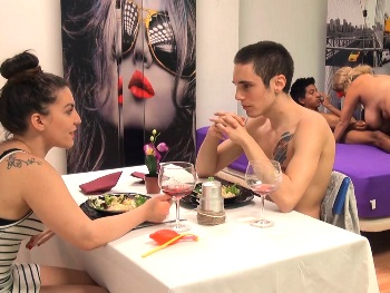 Fisrt Dates FAKings FAKINGS Cloe Díaz