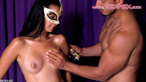 SEXMEX - Janeth De Guanajuato Sexo con Marco