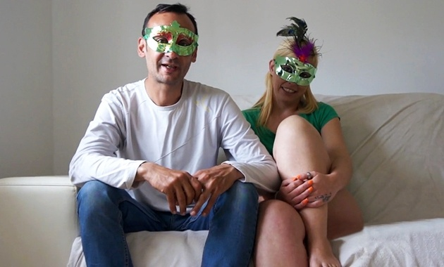 Xdeluxe Cloe y Dani Amigos Follando