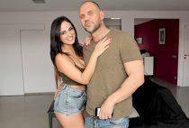 Evil Angel Claudia Bavel and Nacho Vidal Tattoo Lovers Tattooed Scene 5
