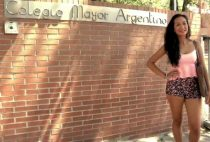 FAKINGS Hija de militar Paulova estudiante de periodismo y ahora