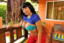 Sandra CULIONEROS - tetonas locas