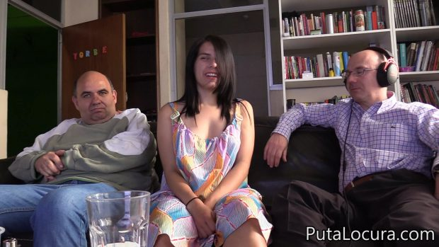 Putalocura Ozito y Profesor - Julia Montalban